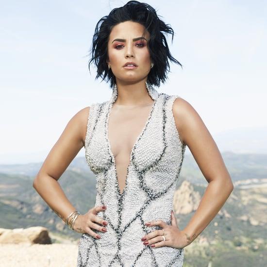 Demi Lovato on Latina's June/July 2016 Cover