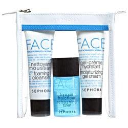 Thursday Giveaway! Sephora Face Weekend Set