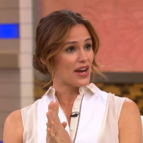 Jennifer Garner Speaks Out About Paparazzi With Dr. Oz