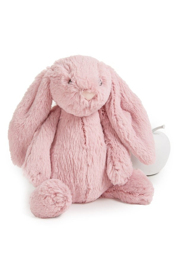For a Baby Girl: Jellycat Bashful Bunny