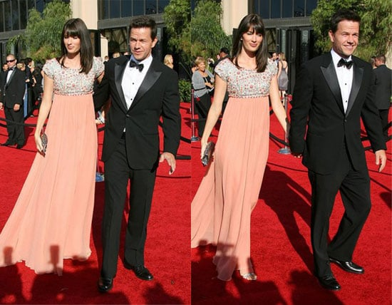 Primetime Emmy Awards: Mark Wahlberg & Rhea Durham