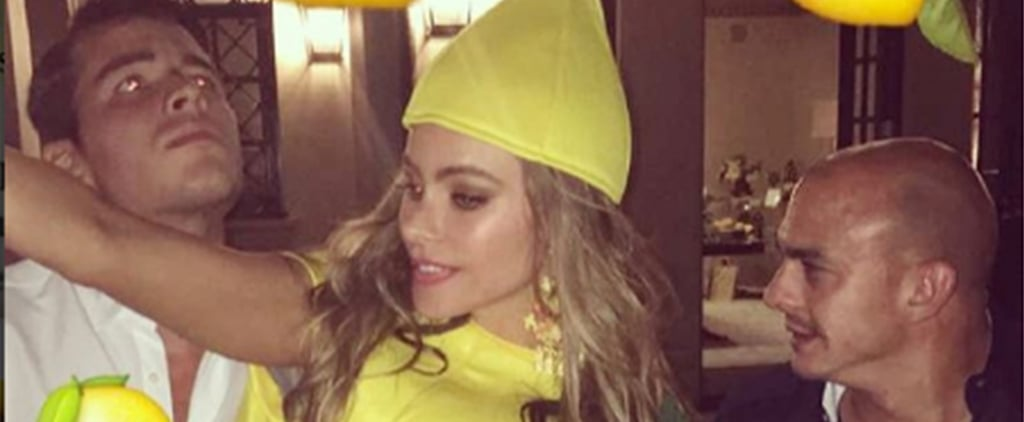 Go Inside Sofia Vergara's Pinterest-Perfect Lemon-Themed Birthday