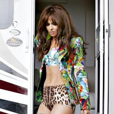 Cheryl Cole's Brian Atwood Platforms From Call My Name Video