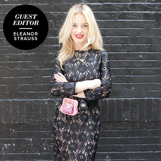 Shopbop Style Director Eleanor Strauss