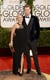 Chris Hemsworth kept his arm around Elsa Pataky at the Golden Globes.