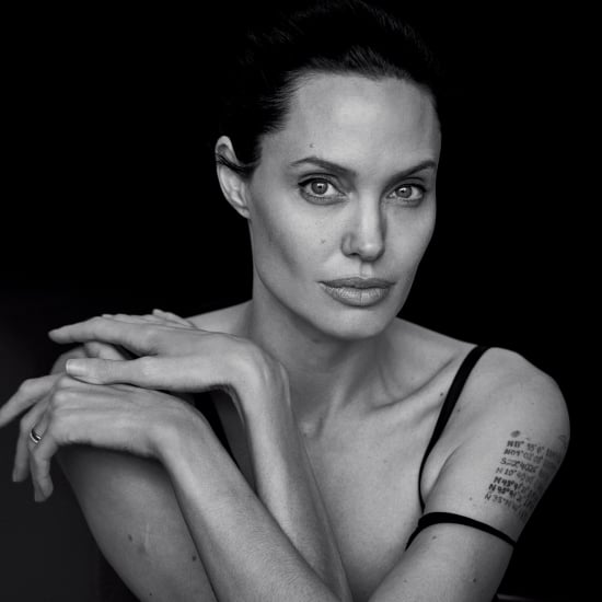 Angelina Jolie in WSJ Magazine November 2015 | Pictures