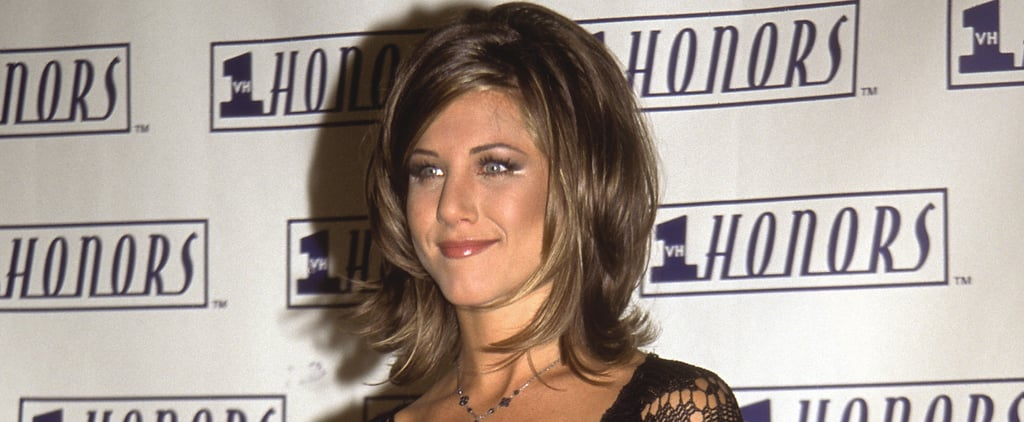 """Jennifer Aniston Describes Her '90s Haircut as """"Cringe-y"""""""