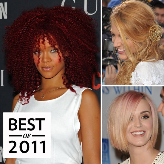 The Best Makeup and Hair of 2011