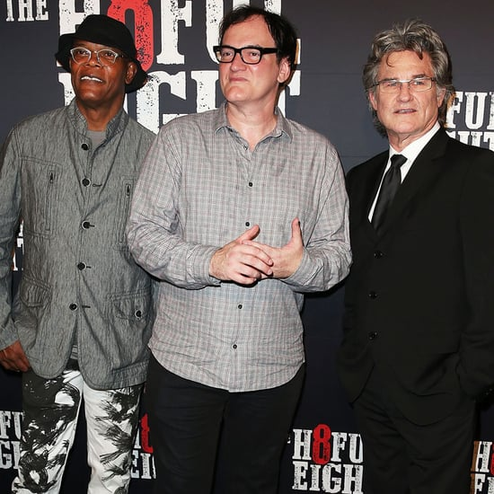 Celebrities at The Hateful Eight Premiere in Sydney