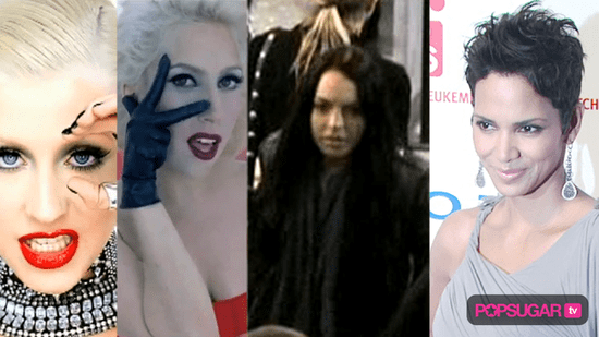 Christina Aguilera New Music Video, Lindsay Lohan Probation, and Halle Berry Breakup 2010-04-30 13:57:55