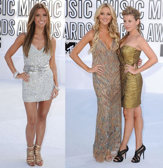 Pictures of Hills Ladies at VMAs