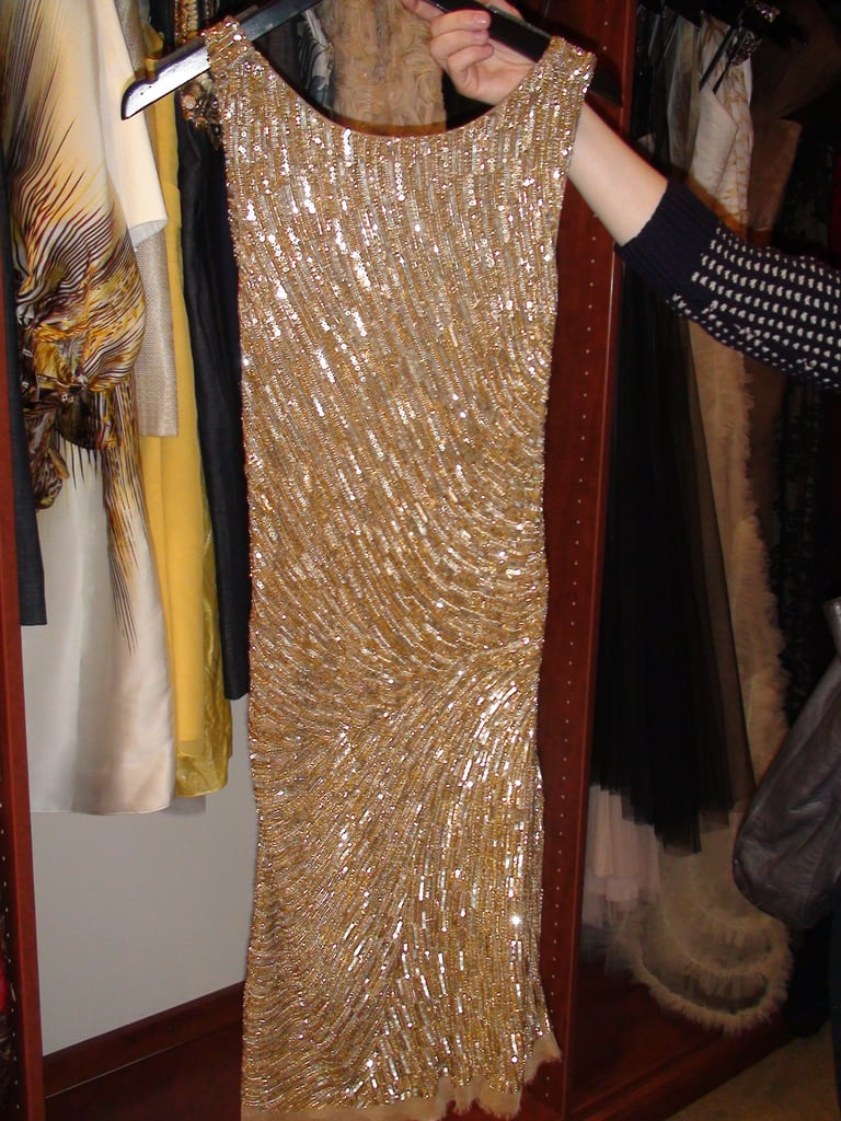 In The Showroom:  Monique Lhuillier Spring 2009