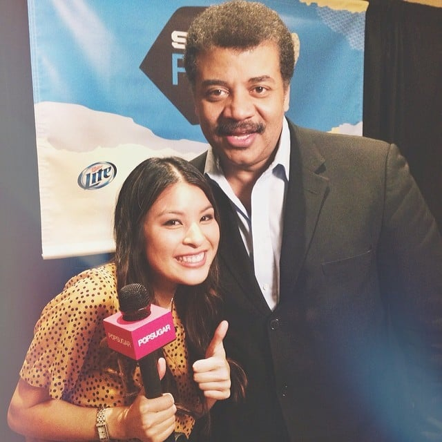 Neil deGrasse Tyson IRL (Better Than the Fake Note)