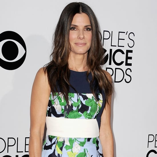 Sandra Bullock Dress at People's Choice Awards 2014