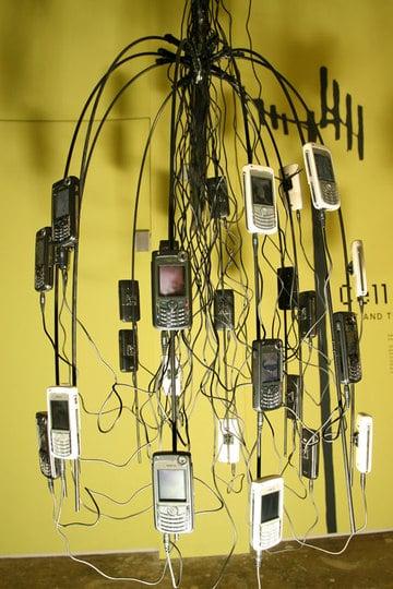 It's Raining Cell Phones