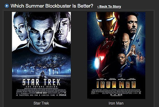Which Summer Blockbuster Is Better?