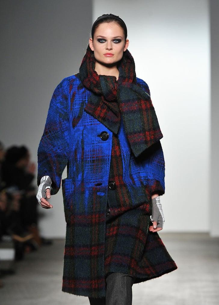 Johnson Hartig Displays Cool Prints and Covetable Coats For Libertine's Fall 2011 Collection