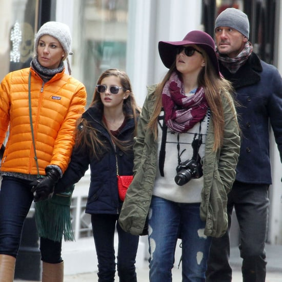 Tim McGraw and Faith Hill in London | Pictures