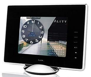 The Versatile Ality Pixxa 8-Inch LCD Photo Frame