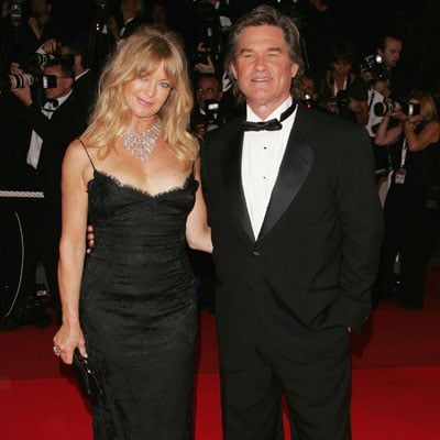 No. 9 Kurt Russell and Goldie Hawn