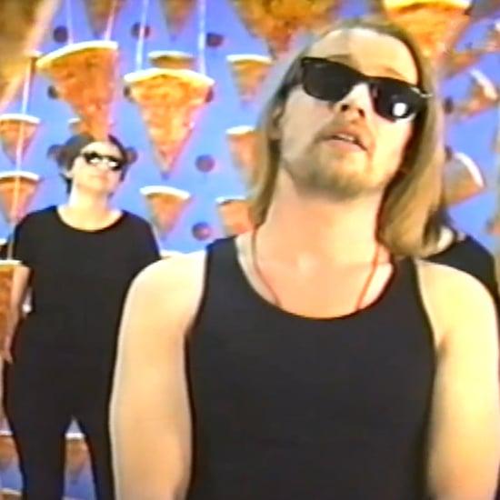 Macaulay Culkin's The Pizza Underground Video