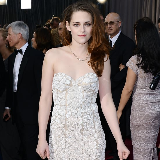 Oscars Light Dresses Trend 2013   Pictures