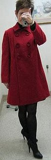 Look of the Day: Little Red Riding Hood