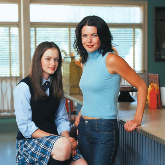 Gilmore Girls Reboot Leaked Set Pictures
