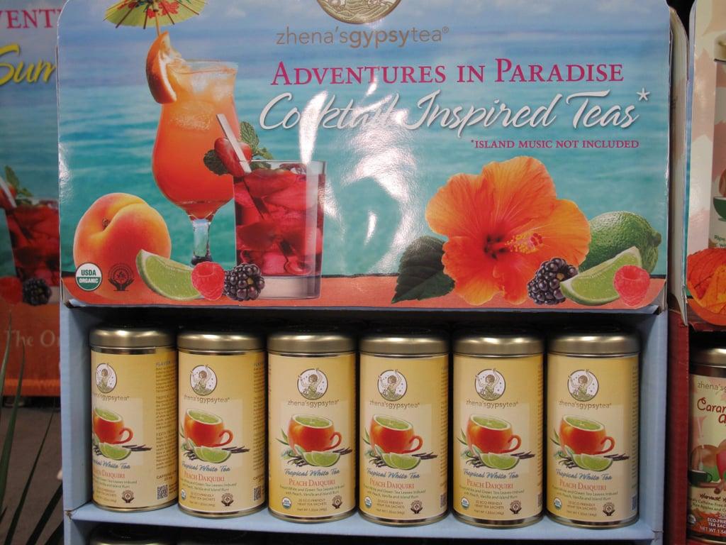Cocktail-Flavored Teas