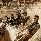 Nobody you care about in Ben-Hur movie review