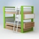 Ducduc Austin Bunk Bed
