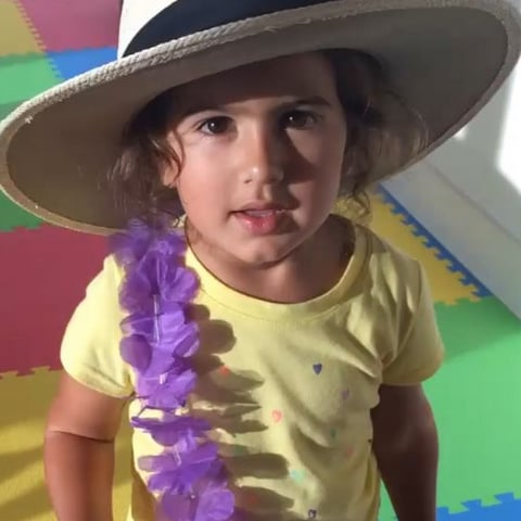 Rumer Willis Sister Mabel Birthday Message Video