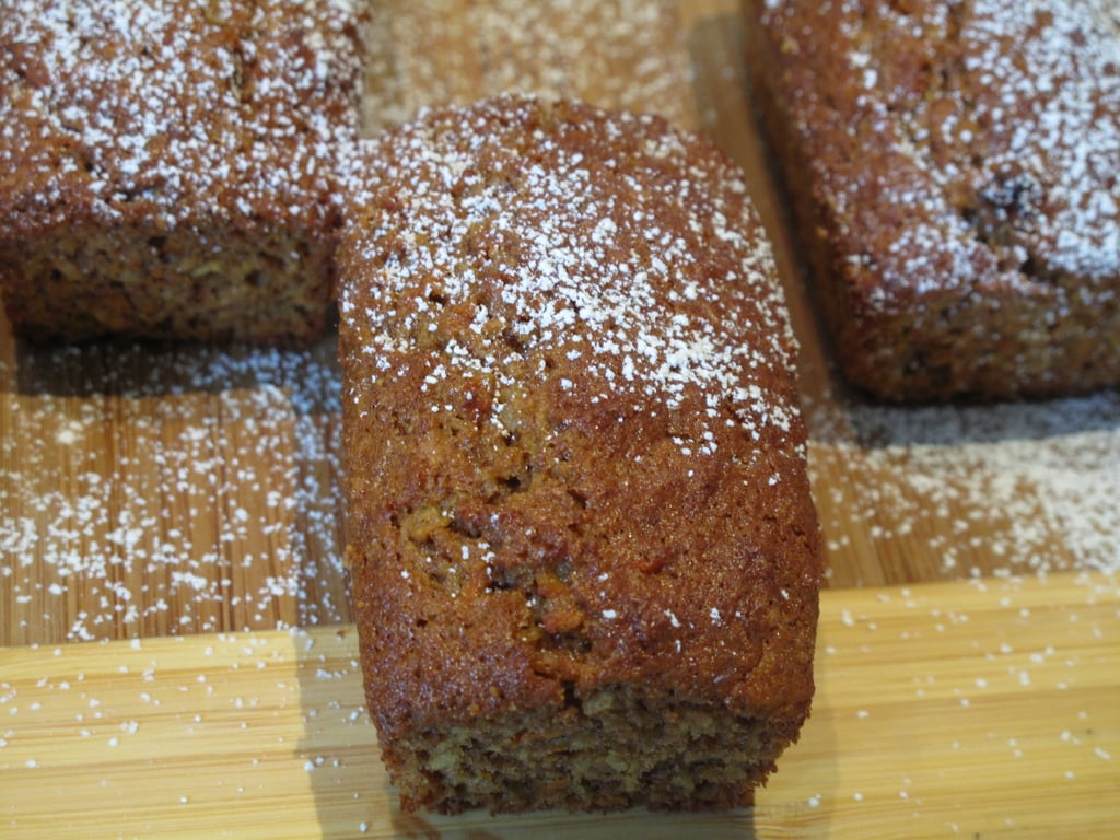 Carrot Quick Bread