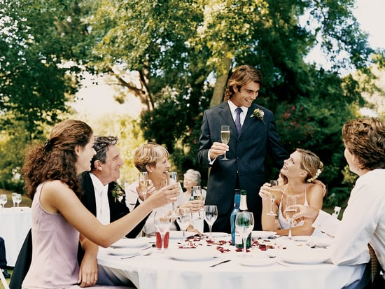 The How-To Lounge: Reception Speech and Toast Etiquette