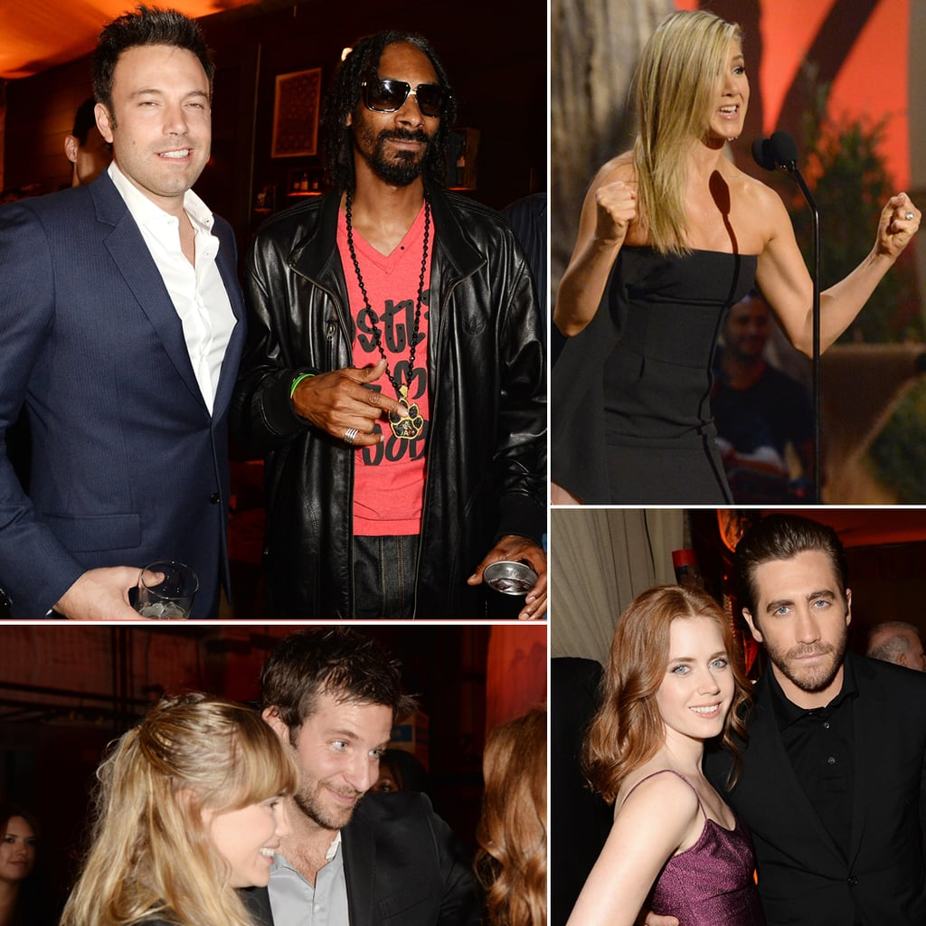 See All the Stars at the Guys Choice Awards!