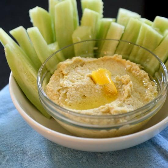 Lemon-Artichoke Hummus