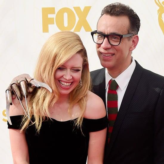 Why Did Fred Armisen Wear a Freddy Krueger Hand at the Emmys