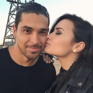 Demi Lovato and Wilmer Valderrama Text Message Instagram