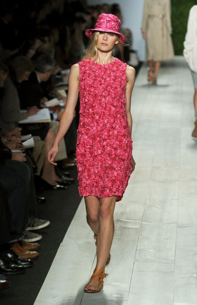 2011 Spring New York Fashion Week: Michael Kors