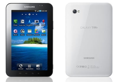 Samsung Galaxy Tab Coming to T-Mobile, Verizon, AT&T, Sprint US Carriers