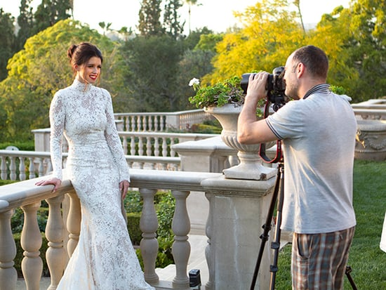 Katherine Schwarzenegger Lands Her First Major Modeling Gig Posing for Atelier Pronovias Bridal