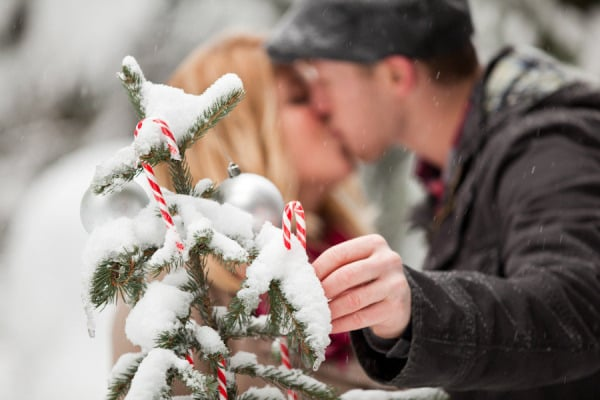 Decorate a Tree With Candy Canes