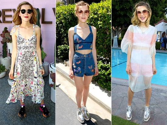 From a $4,000 Denim Shorts Outfit to a $3,000 Dress as a Shirt, the Most Insanely Expensive Styles Stars Wore to Coachella