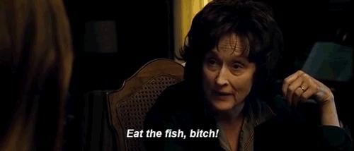 Julia Roberts, August: Osage County