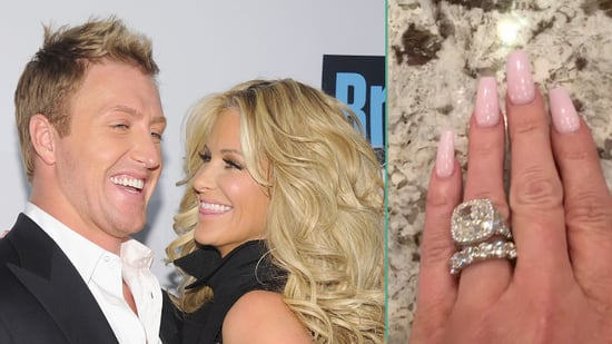 Kim Zolciak Shows Off New Diamond Ring From Husband Kroy Biermann for Their Fifth Wedding Anniversary