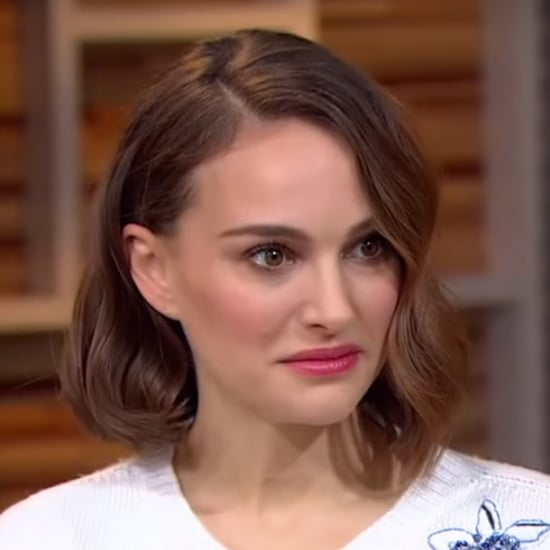 Natalie Portman Talks About Star Wars: The Force Awakens