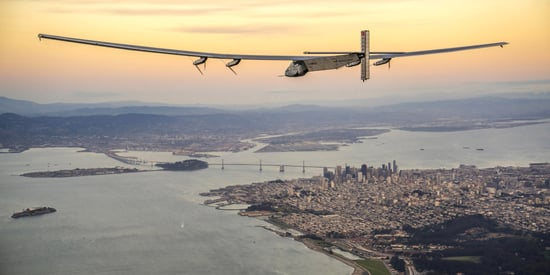 A Chat With the Solar Impulse 2 Crew About Their Sun-Powered Odyssey