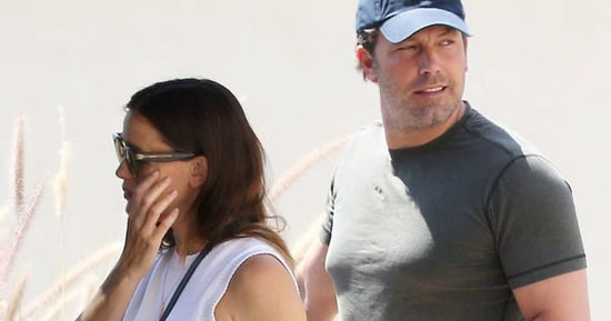 Did Ben Affleck Make Jennifer Garner Cry at Their Kids' Karate Class?