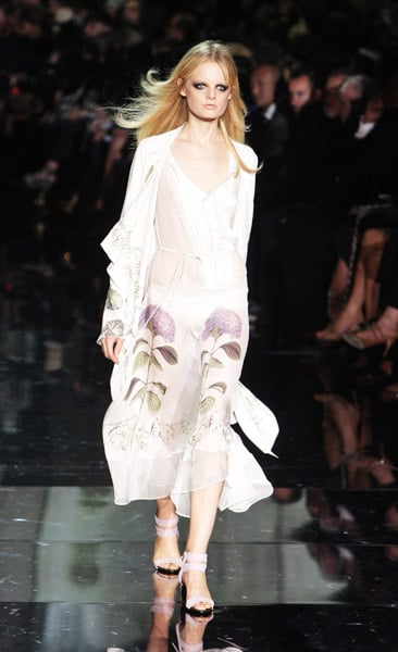 Milan Fashion Week: Roberto Cavalli Spring 2009