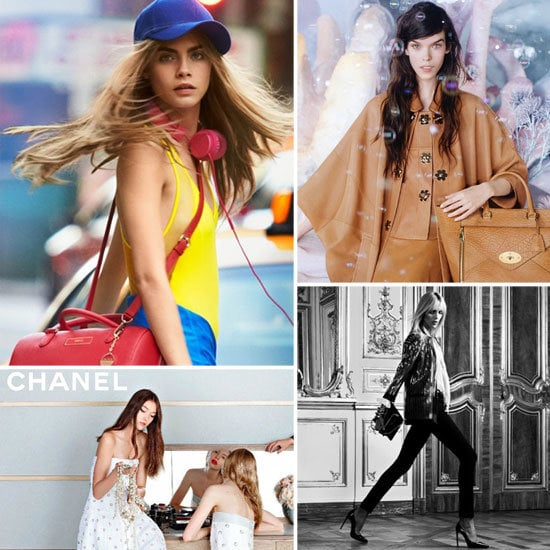 The Latest From the Spring '13 Campaign Trail — Chanel, DKNY, and More